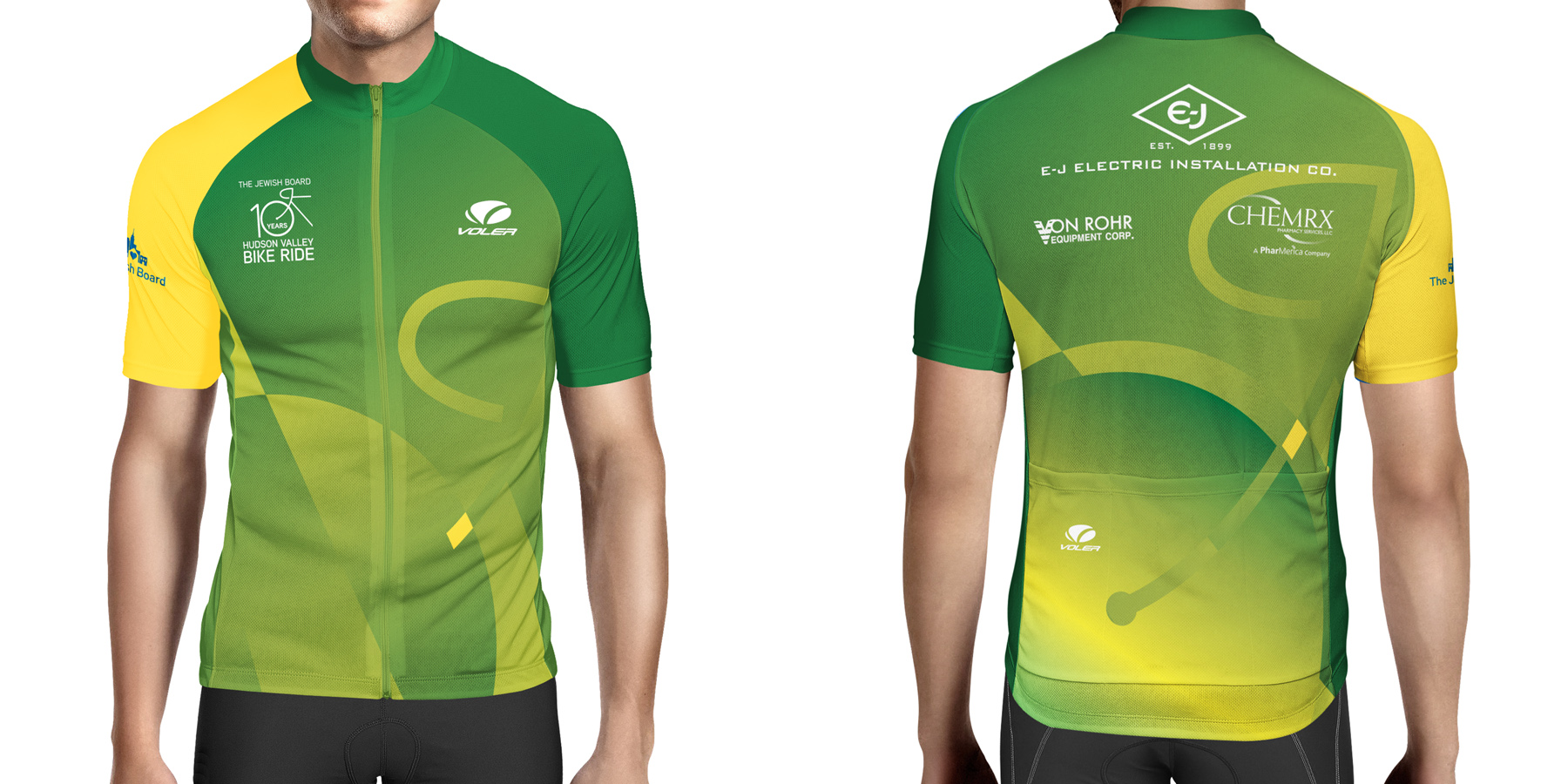 HBBR bike jersey version 2